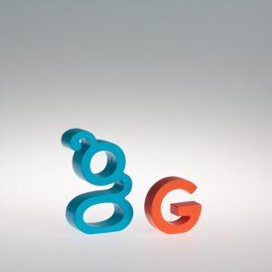 AlphaArt Letter G-0