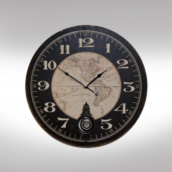 Pendulum Atlas Clock-0