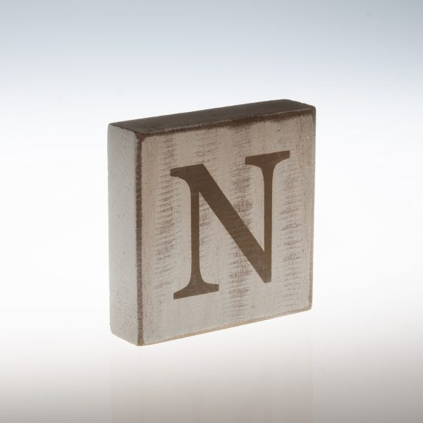 7cm - Alphabet Block Letter-1239
