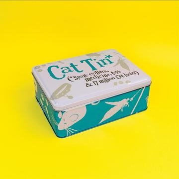 Really Good - The Bright Side Cat Tin-0