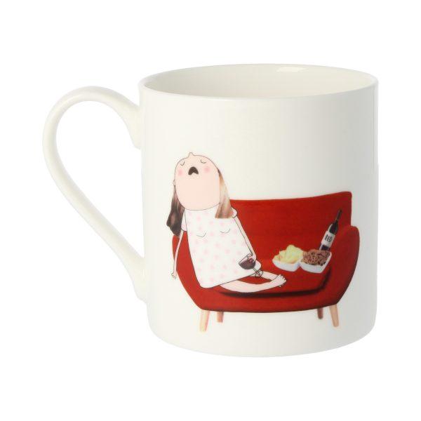 Quite Big Mug She believed she could........-1774