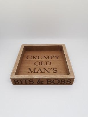 Grumpy Old Man Tray-1999