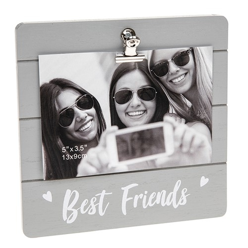 Best Friends Clip Picture Frame-0