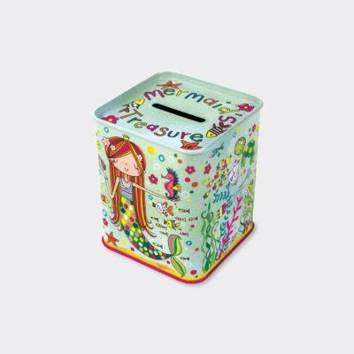 Money Box ‐ Mermaids Treasures-0
