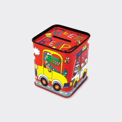 Money Box ‐ Beep Beep!/Cars-0
