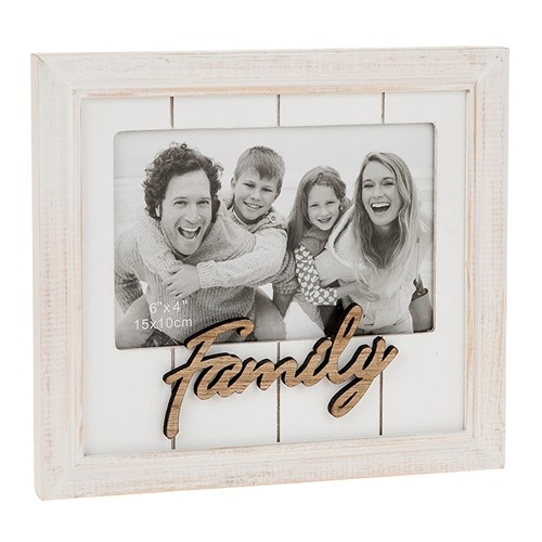 One Word Frame - Family-0